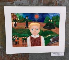 """Maria Dipskaya-10 Yaş-""""Savaşın Çocukları"""""""