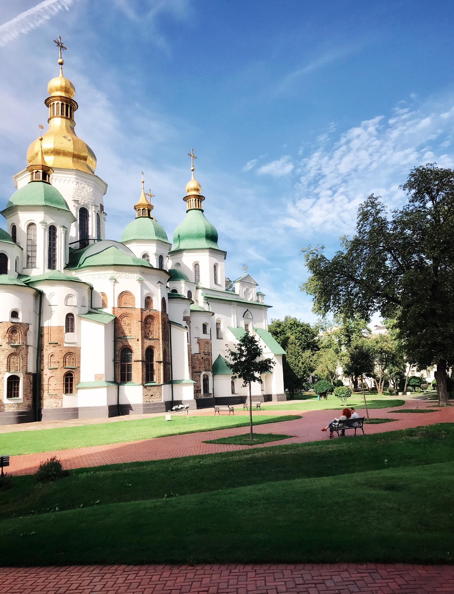 Anıt Anavatan - Kiev ziyaret kartı 55